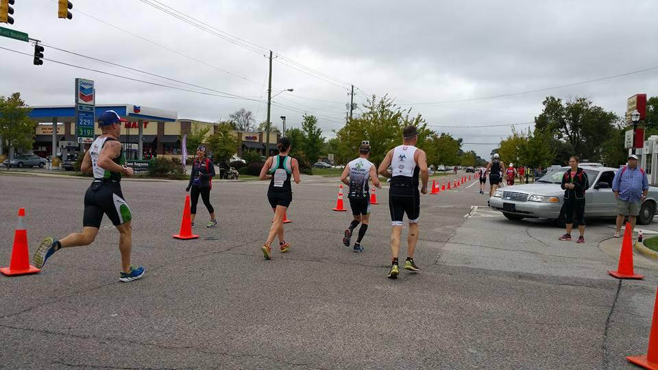 Joy Running in August 2015