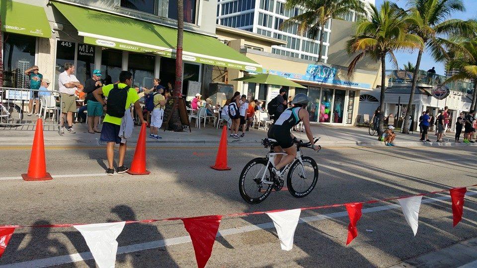 Joy Riding in Ft. Laud Race Mar 15